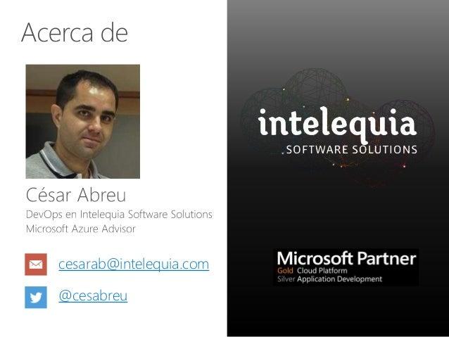dotNetConference 2015: Cloud hardcore debugging Slide 2