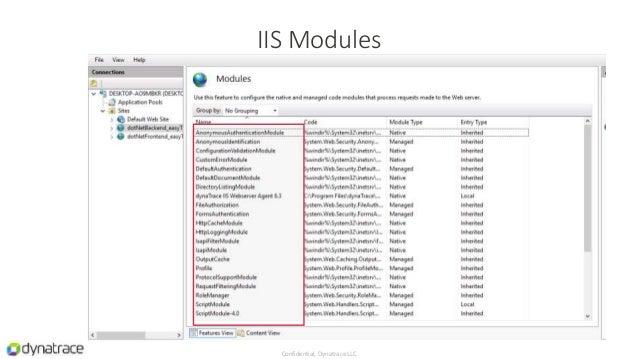 Troubleshooting ASP NET and IIS Scalability Hotspots
