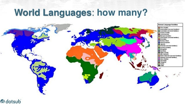Storming Global Language Barriers With HiTech HiTouch Video - How many arabic speakers in the world