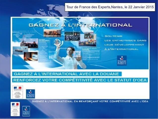 Tour de France des Experts,Nantes, le 22 Janvier 2015