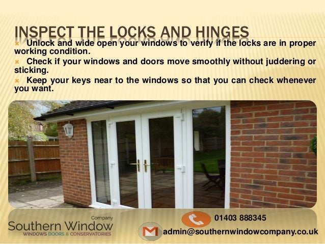 & Opting For Double Glazing In Horsham? 5 Maintenance Tips For You!