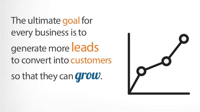 5 Proven Lead Generation Tips You Can Do Right Now! Slide 2