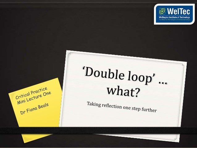 This lecture will focus on the  difference between single- and double-loop learning and how youcan apply this to youth dev...