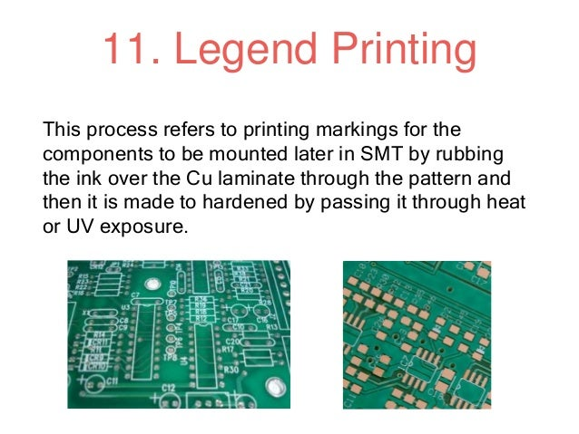 Double sided PCB manufacturing