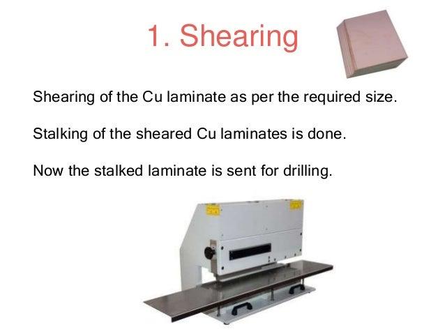 Pcb Manufacturing Process Machine