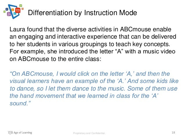 Kindergarten Case Study   How ABCmouse Helped Meet Diverse