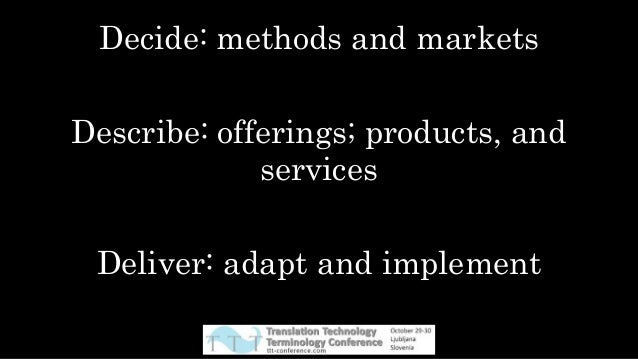 Client selling methods • Exporting companies might sell: Direct to international clients Through sales partners Online ...