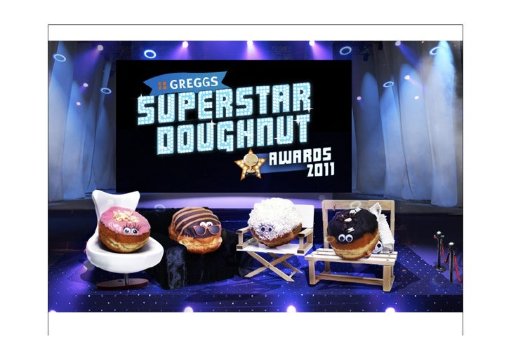 Super Star Doughnuts!