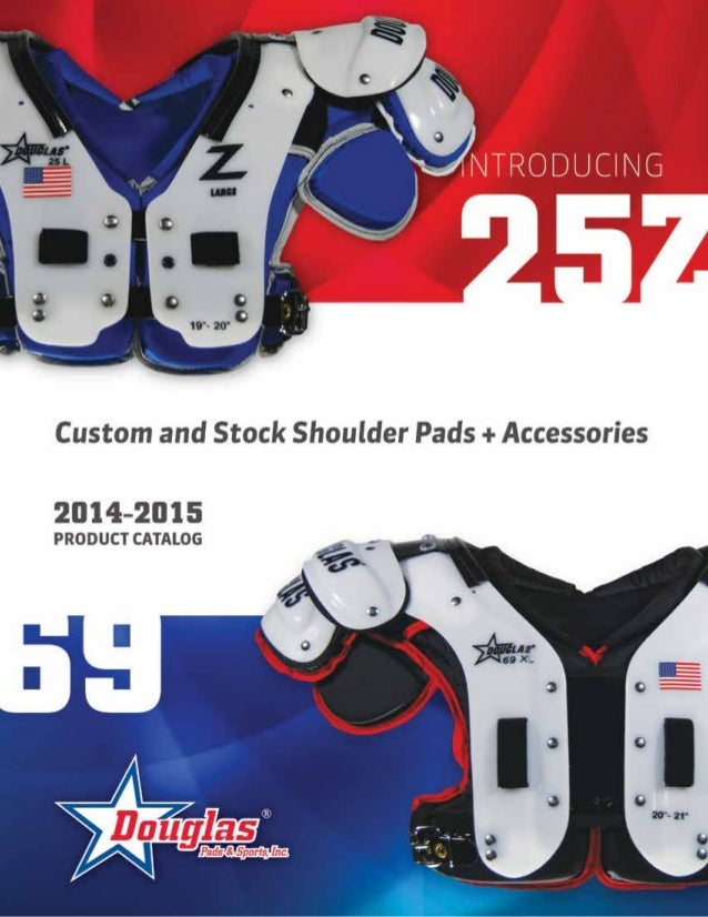"""2 5/""""x4/"""" Vinyl Coated Small Rounded Foam ADULT Knee Pads Douglas Football"""