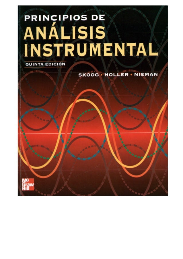 analisis instrumental skoog