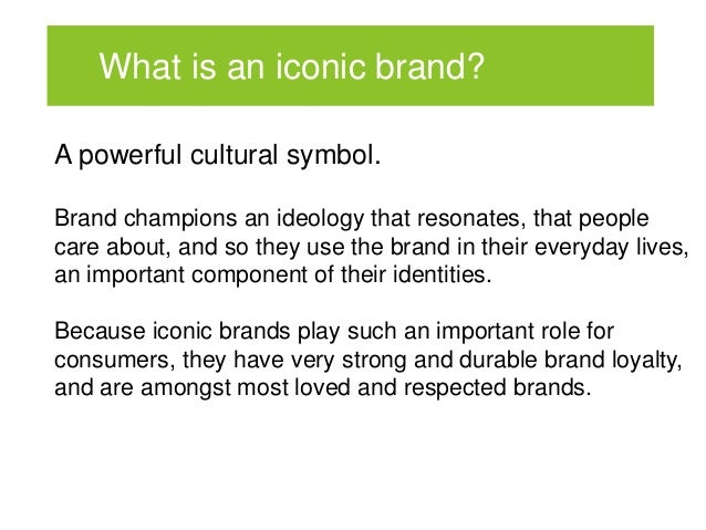 Douglas holt   how to build an iconic brand Slide 2