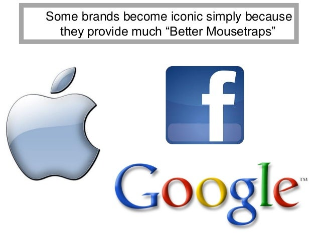 Douglas holt   how to build an iconic brand Slide 3