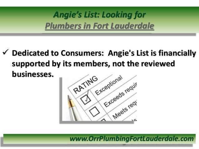 Angie's List Pdf