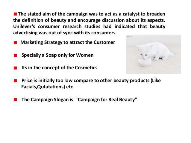 consumer behaviour towards soap
