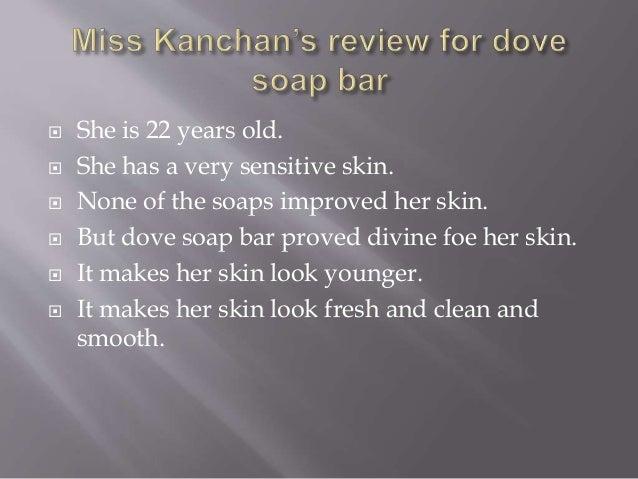 Who makes Dove soap?