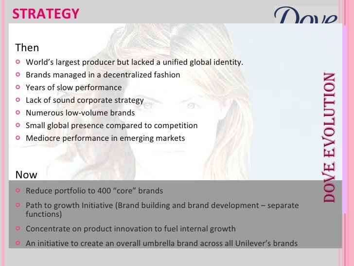 dove evolution of a brand pdf