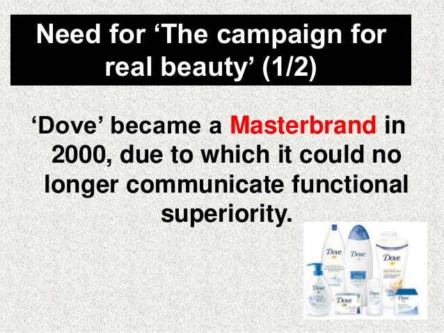 A PR Case Study: Dove Real Beauty Campaign