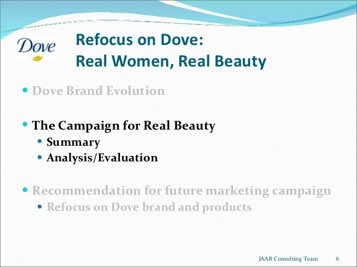 Rhetorical Analysis Draft: Dove Real Beauty Sketches