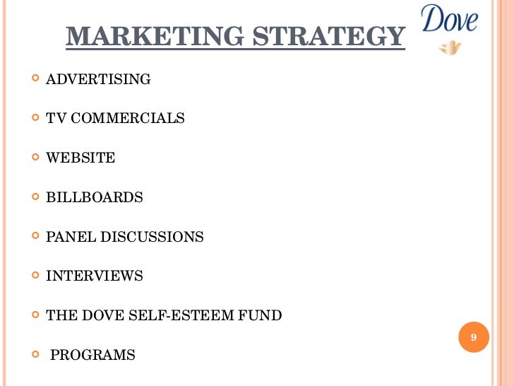 Dove: advertising & marketing profile