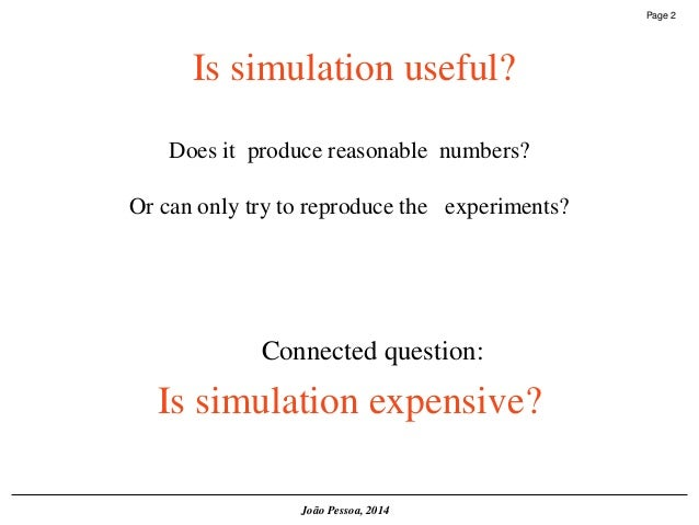 On the role of quantum mechanical simulation in materials science.  Slide 2