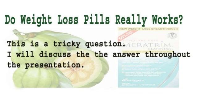 short term weight loss pills