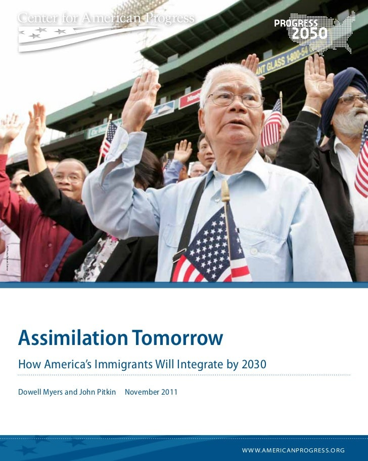 AP Photo/Steven Senne                        Assimilation Tomorrow                        How America's Immigrants Will In...