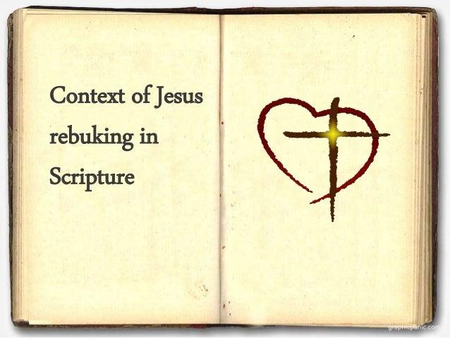 Do We Need to Rebuke Demonic Spirits? Slide 3
