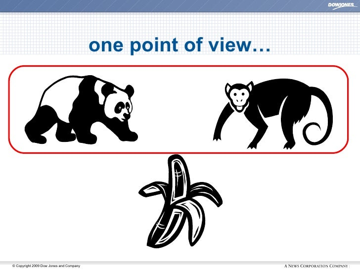one point of view…