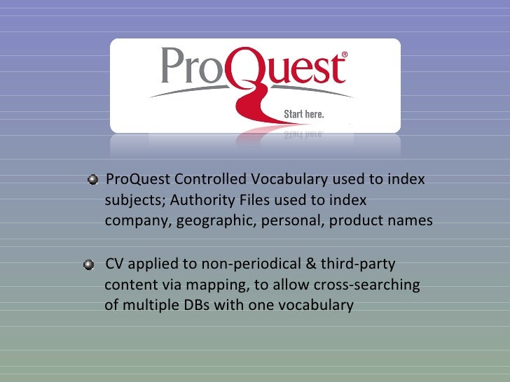 thesaurus coursework