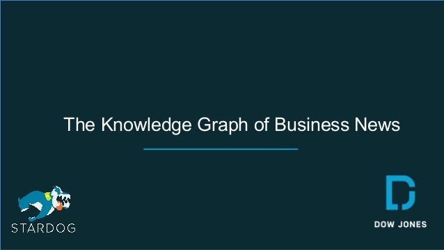The Knowledge Graph of Business News