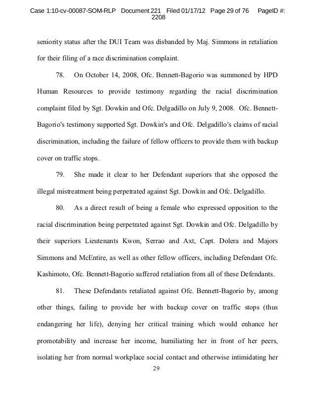 dowkin et al hpd discrimination complaint  29