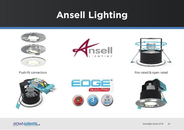 Downlight guide 2018 23downlight guide 2018 ansell lighting push fit connectors 24 cheapraybanclubmaster Gallery