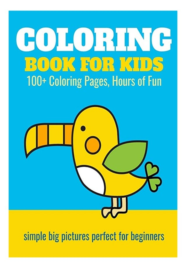 Download Coloring Book For Kids 100+ Coloring Pages Hours Of Fun Ani…