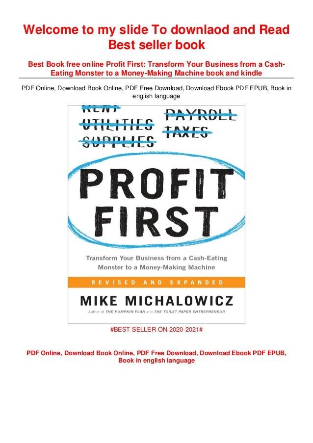Money Machine PDF Free Download