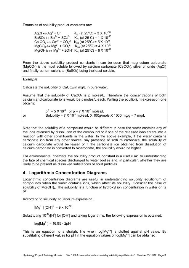 Download Manuals Water Quality Wq Training 29advancedaquaticchemistr