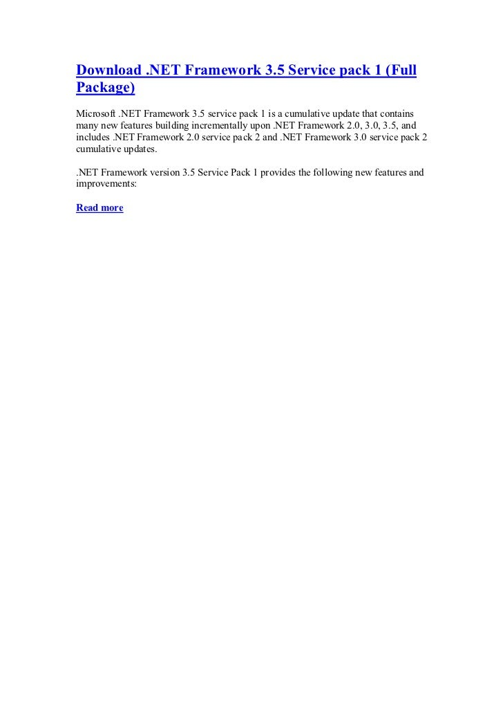 Net framework 3 5 update download log4net for net