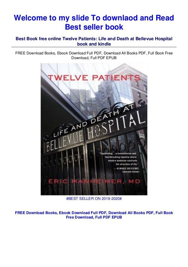 Twelve Patients PDF Free Download