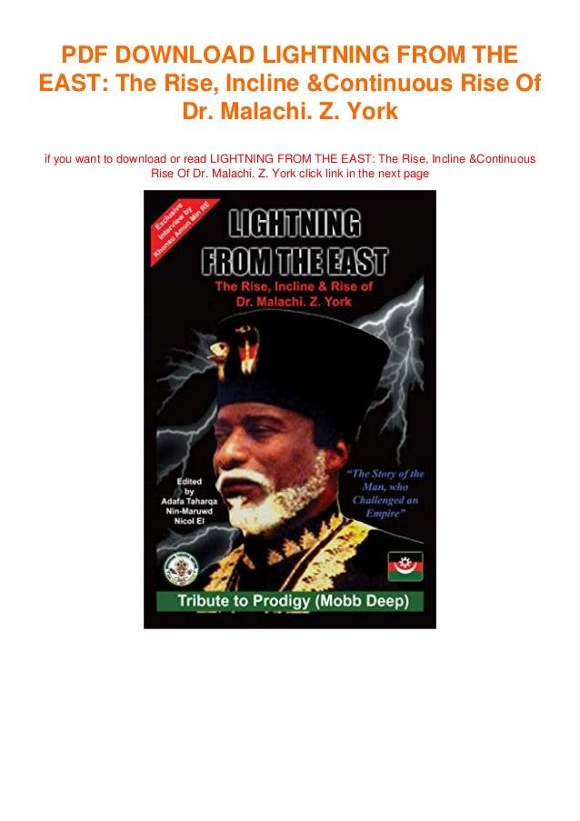 East pdf free download