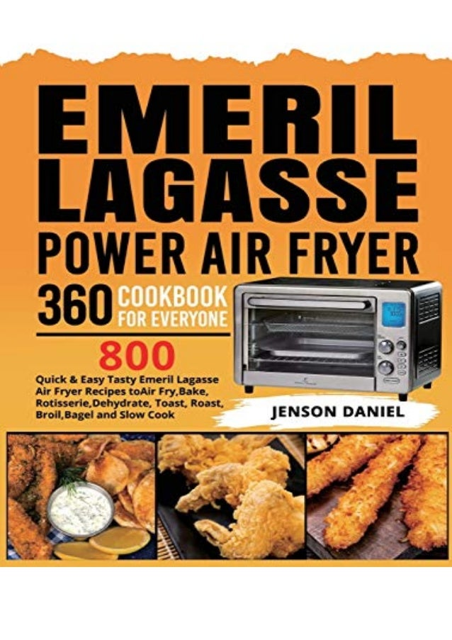 Power Air Fryer Oven Recipes Pdf