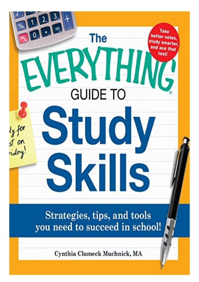 if you want to download or read The Everything Guide to Study Skills: Strategies, tips, and tools you need to succeed in s...