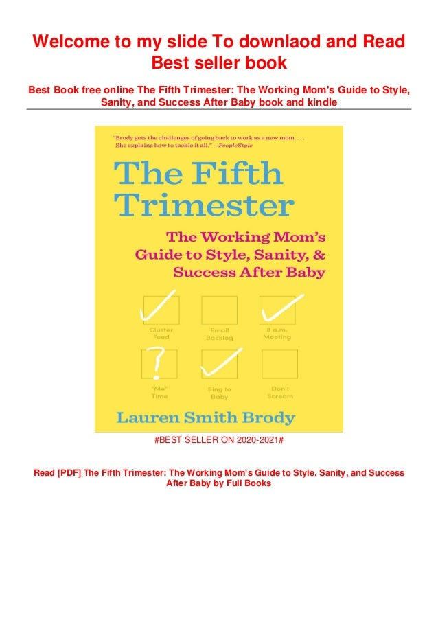 The Fifth Trimester PDF Free Download