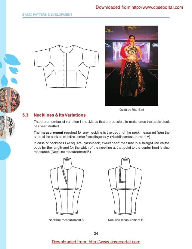 Download Vocational E Books Fashion Design And Garment Technology