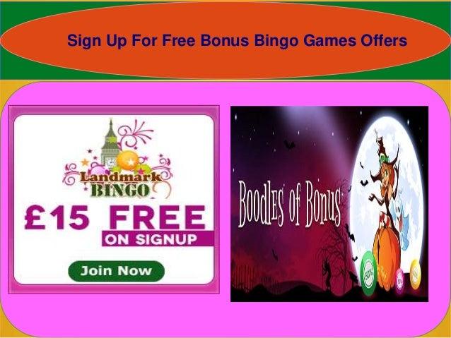 free bingo games online