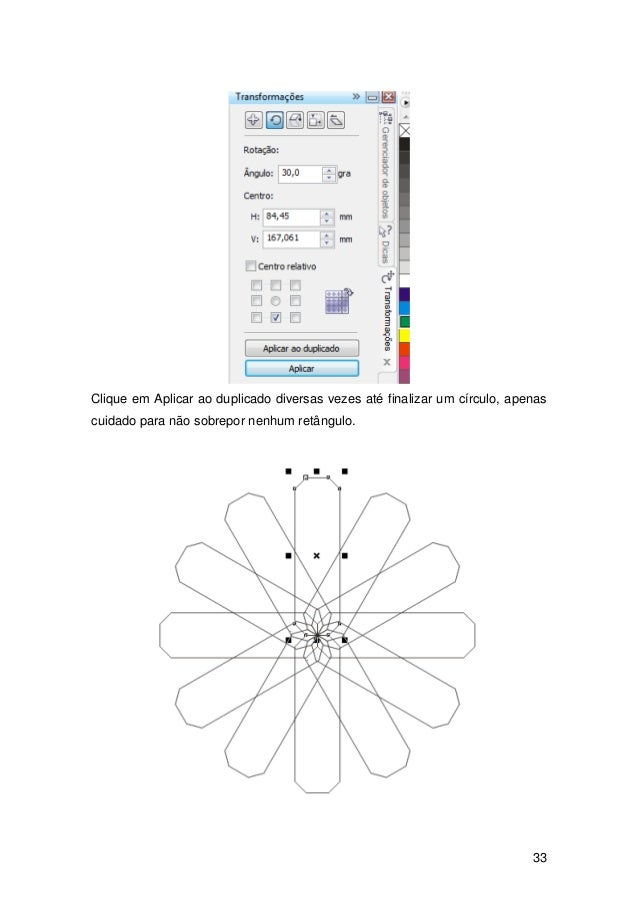 Download apostila com truques para corel draw x5 truques