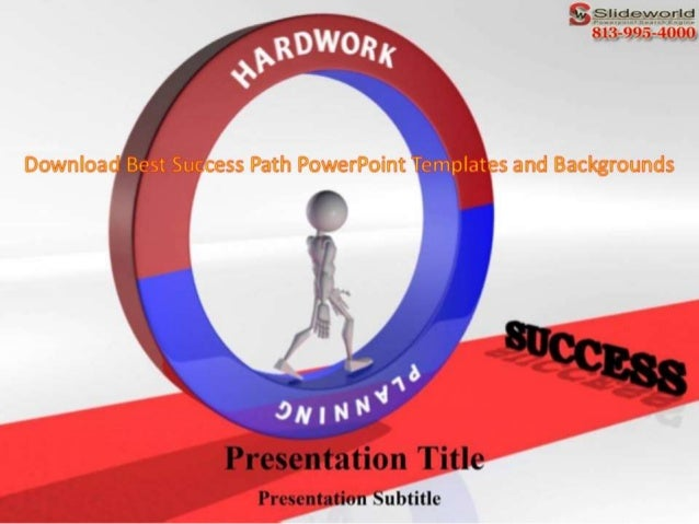 Download best success path power point templates and backgrounds