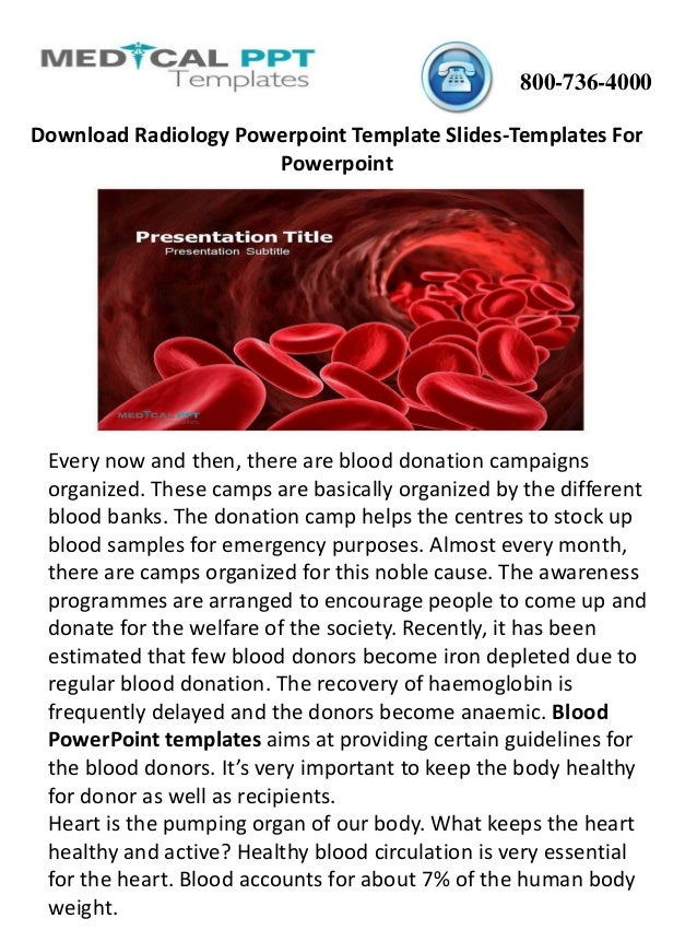 download blood powerpoint templates online medical ppt templates