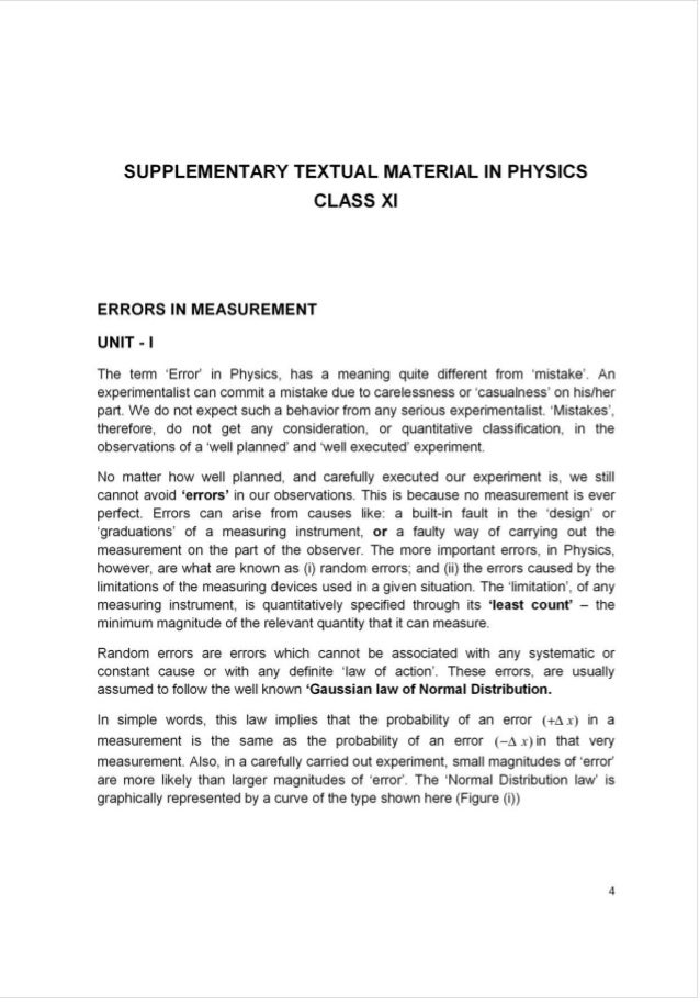 CBSE Books for Class 11 Physics cbse.nic.in NCERT Textbooks for Physics