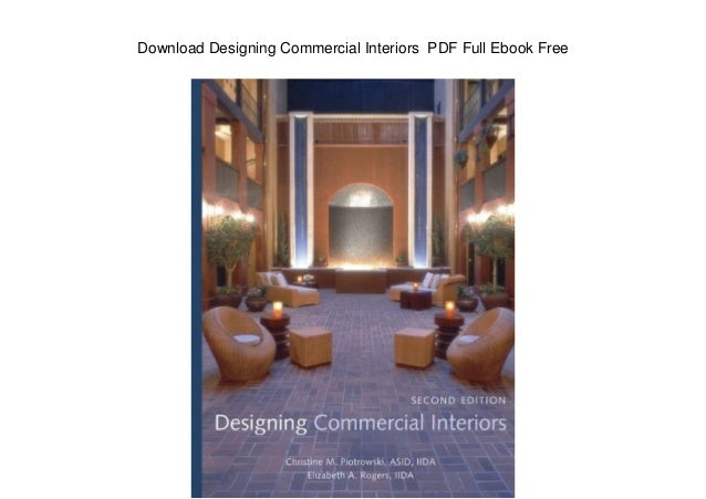Download Designing Commercial Interiors Pdf Full Ebook Free 1 638cb1447238132