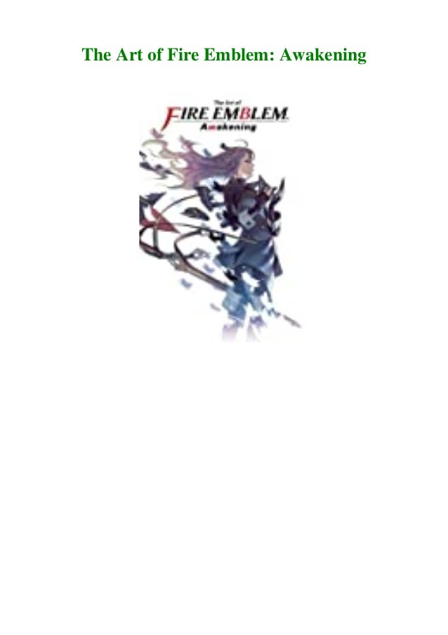 Download The Art Of Fire Emblem Awakening By Intelligent Systems