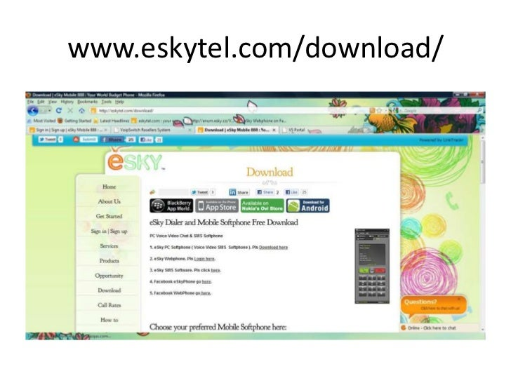 www.eskytel.com/download/
